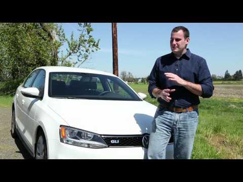 2012 Volkswagen Jetta GLI: Two Minute Review