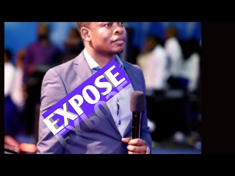 Prophet Shepherd bushire (expose ) _ when try to call down fire from heaven  in church