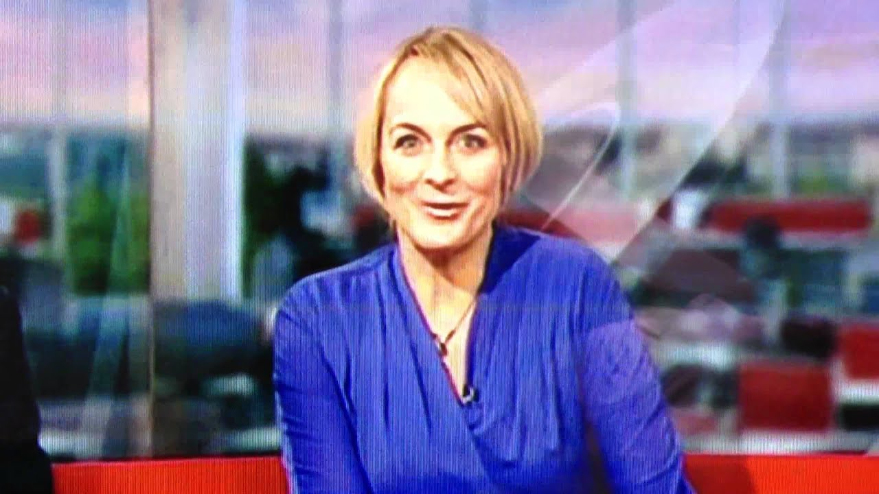 Sexy news Reader cleavage - YouTube