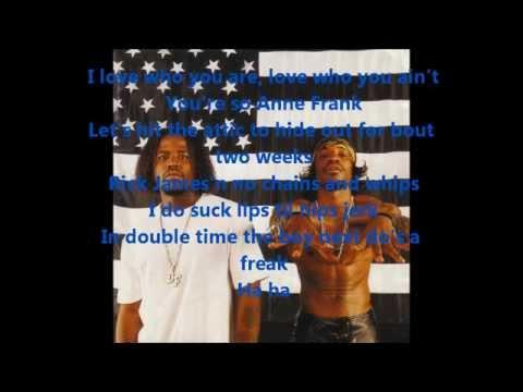 Outkast - So Fresh, So Clean (Lyrics on screen)