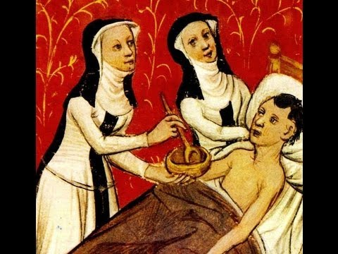 The Form and Function of Medieval Hospitals - Professor Caro