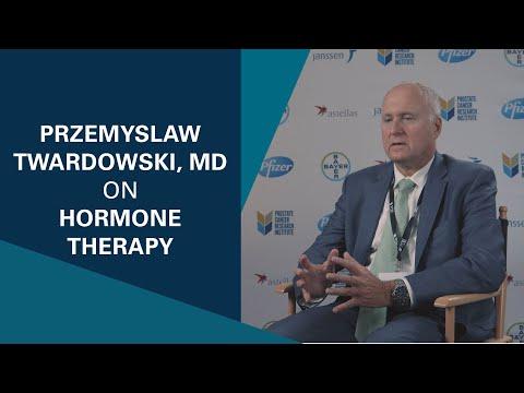 Prostate Expert, Przemyslaw Twardowski, MD, Discusses Hormone Therapy   2019 PCRI Conference