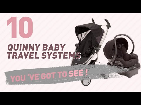 Quinny Baby Travel Systems Collection // New & Popular 2017