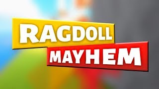 Ragdoll Mayhem - Roblox Game Trailer