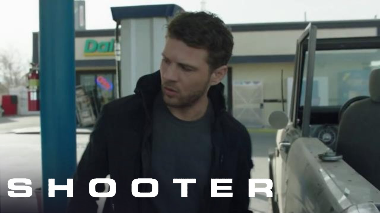 Download Shooter Season 3 Episode 2: Swagger Thwarts A Robbery   Shooter on USA Network