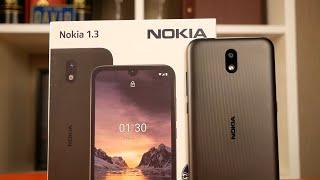 Совсем не та Нокия. Обзор Nokia 1.3 / Арстайл /