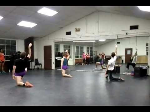 Michael McCrary Original Choreo Vid 1