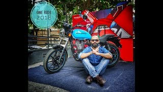 One Ride on the Royal Enfield Thunderbird 500 X
