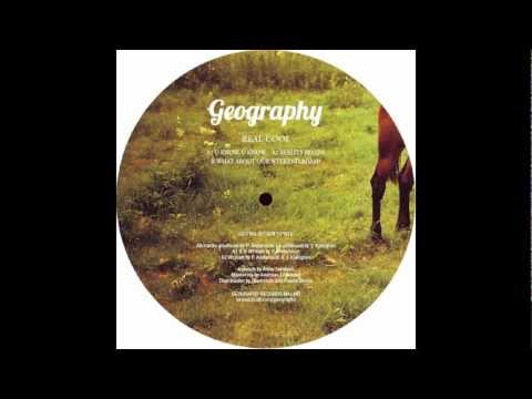 Real Cool - What About Our Weekend Adam? (Geography Records 004)