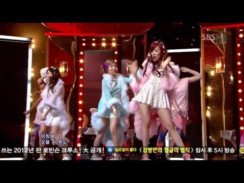 소녀시대.태티서(Taetiseo) - Twinkle (Cross Edit)