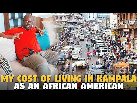 Here is My Cost of Living in Kampala Uganda as an African American (VLOG)