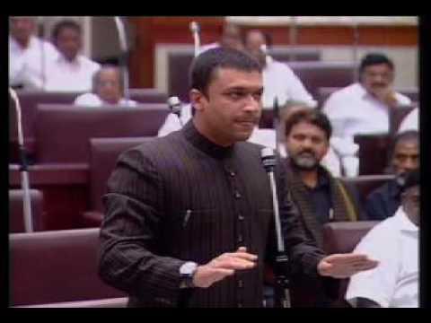 MIM MLA Akbaruddin Owaisi Angry Speech in Assembly
