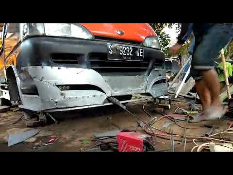 Modifikasi bamper espass by OZ AUTO sidoarjo
