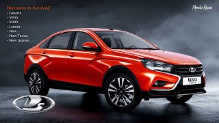 Russian Car Brands - Companies and Manufacturers