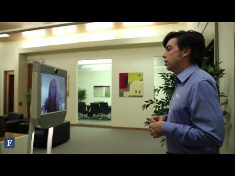 Test-Driving Beam, The Telepresence Robot