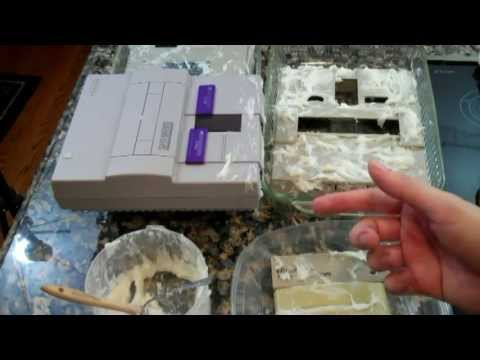Gamerade - Remove Yellow from Super Nintendo, Other Consoles
