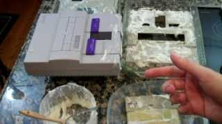 Gamerade - Remove Yellow from Super Nintendo, Other Consoles, Plastics - Adam Koralik