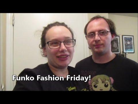 Funko Fashion Friday 6.6.19 Day 2263