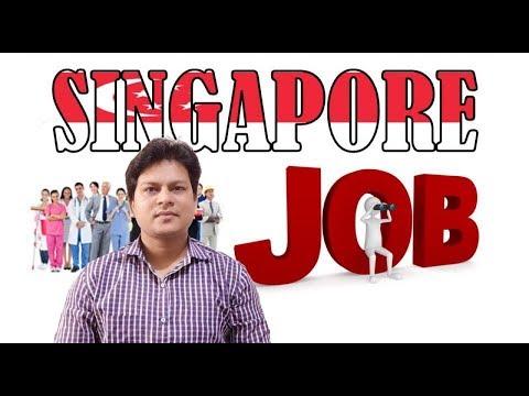 Jobs in Singapore