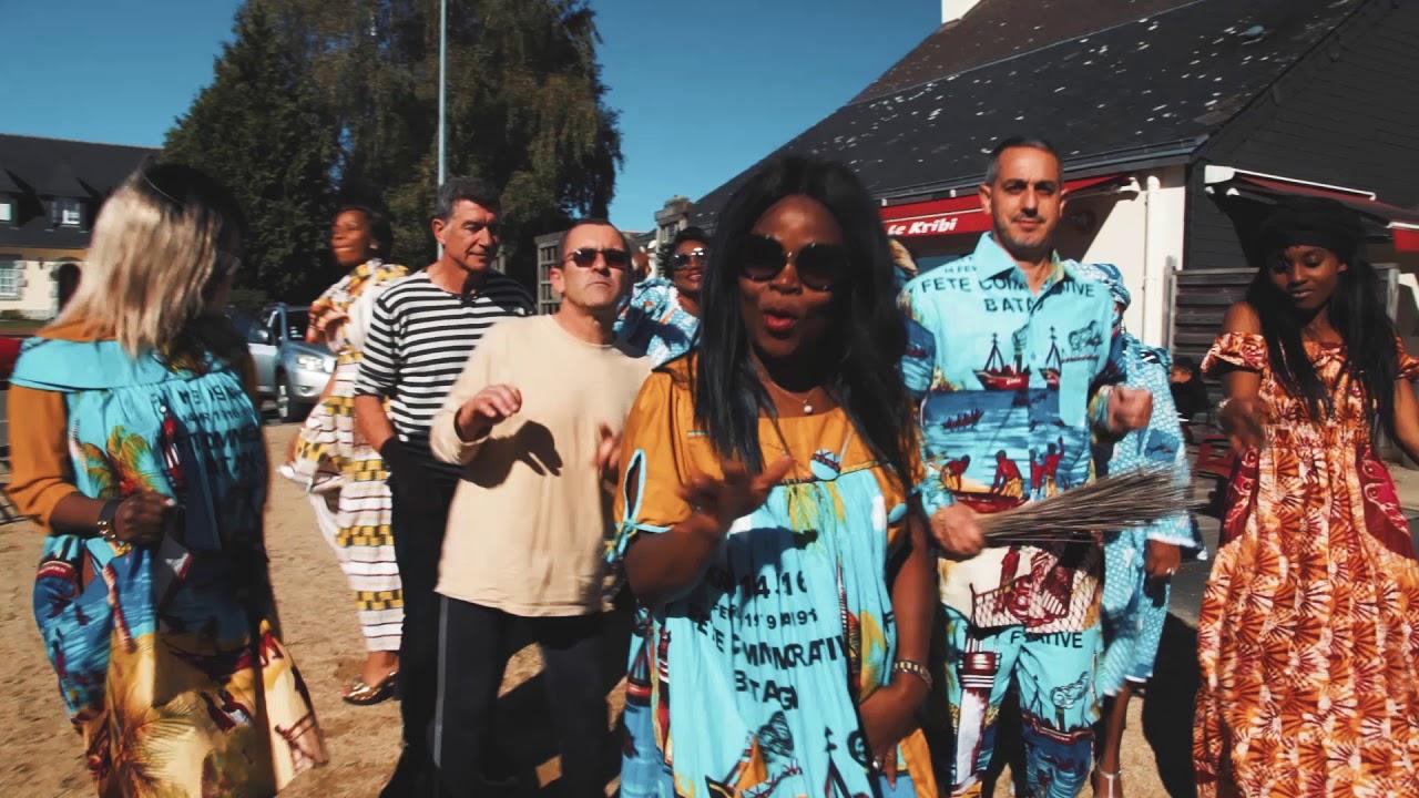 CHRISTINE BENAE: L'ARTISTE ENGAGEE DE LA COMMUNAUTE OCEANAISE !!!