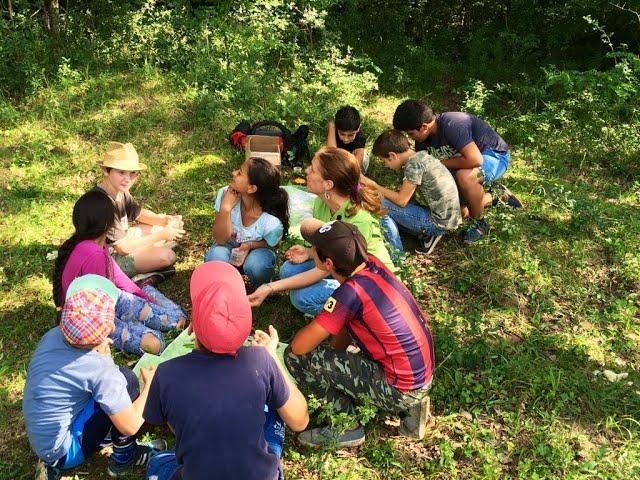 Despre educația pentru natură cu Luminița Tănasie