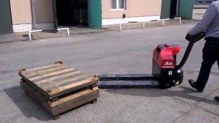 Транспортувальник палет (електровізок, електро-нездара) CBD15 AMC1 м/п 1,5 тонн