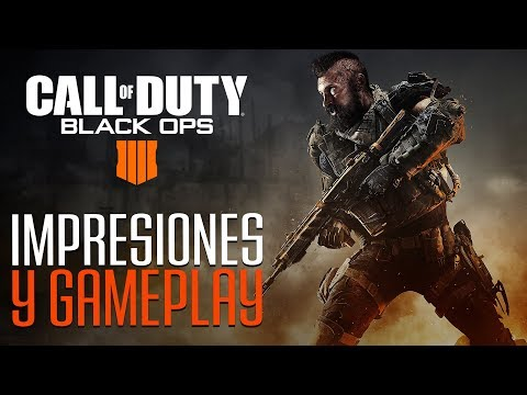 Impresiones y Gameplay: Call of Duty: Black Ops 4