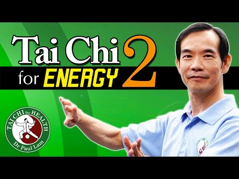 Tai Chi for Energy (Part 2) Video | Dr Paul Lam | Free Lesson and Introduction