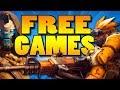 TOP 5 FREE PREMIUM GAMES - Like COD, Destiny 2 and PUBG - 2018