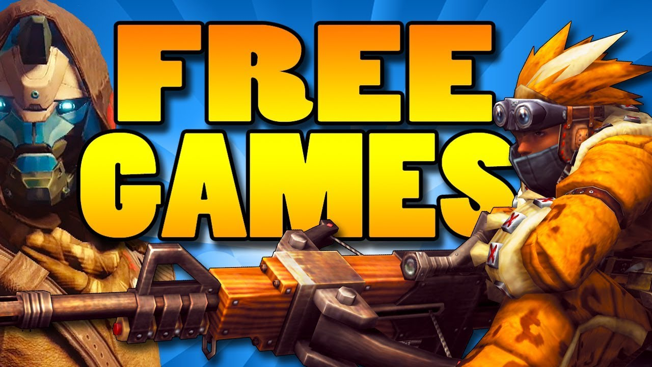 Top 5 Free Premium Games Like Cod Destiny 2 And Pubg 2018 Youtube