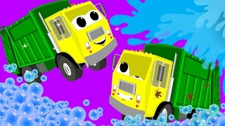 Garbage Truck Car Wash