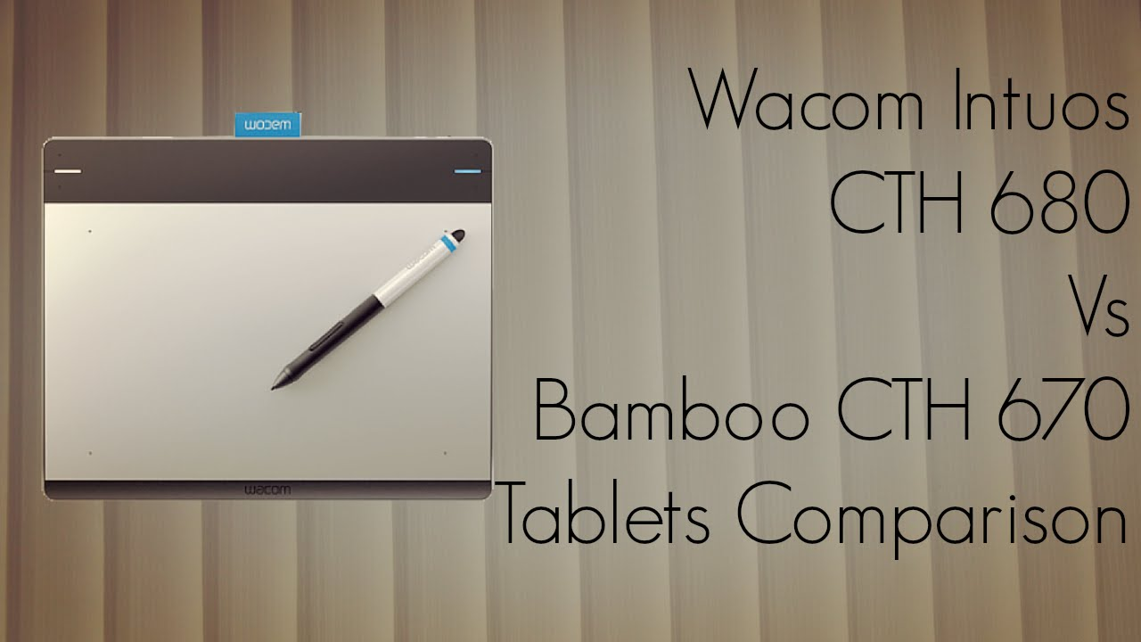 CTH680 WACOM DRIVERS WINDOWS 7 (2019)