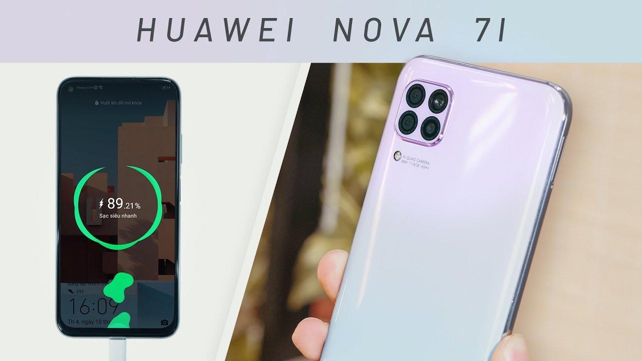 Đánh giá chi tiết Huawei Nova 7i: máy rất ngon tuy nhiên thì...