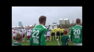 Breiðablik- HK Bikarinn 2013
