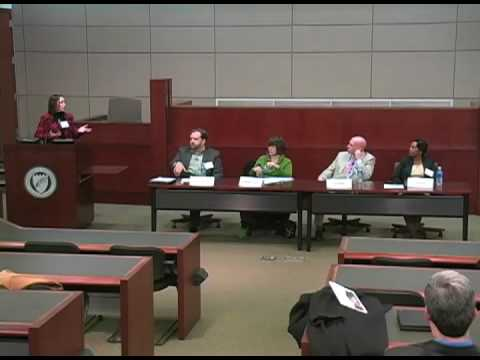 Vanderbilt University Journal of Entertaniment and Technology Law 2009 Symposium - Panel 3