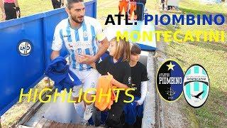 ATL. PIOMBINO - MONTECATINI: GLI HIGHLIGHTS AL MAGONA D'ITALIA