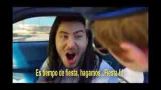 """Andrew W.K. """"Es tiempo de fiesta"""" (sub spanish)"""