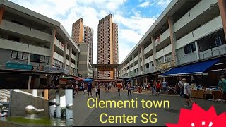 THE CLEMENTI TOWN CENTER AND SHOPPING MALL SINGAPORE VISIT