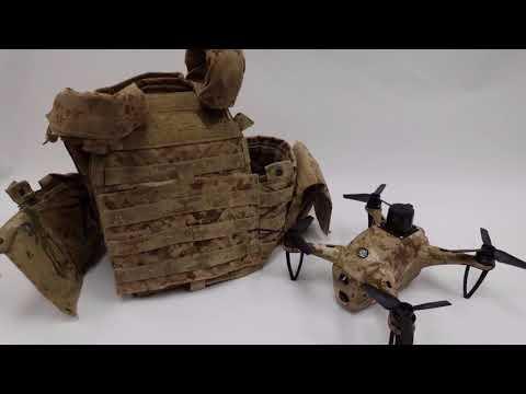 Naval Special Warfare and Auto Drones
