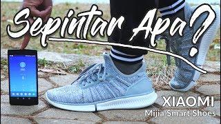 Sepatu Pintar Xiaomi – Review Xiaomi Mijia Smart Shoes Indonesia