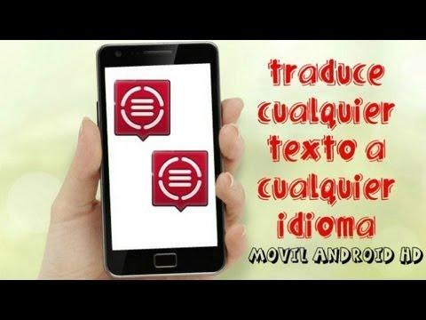 Traducir textos haciendo una simple foto