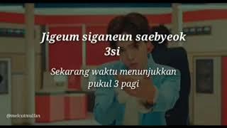 JINU - CALL ANYTIME ( Feat. MINO ) 《 Lirik dan terjemah | Sub indo 》