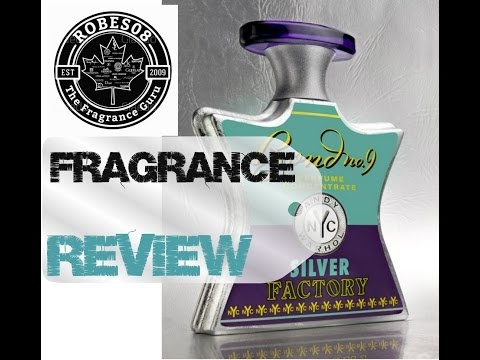 Silver Factory by Bond No. 9 Fragrance/Cologne Review (2007)