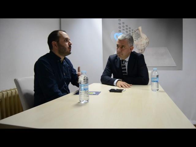 Debate Marcos Maceira e Valentín García sobre a inmersión lingüística