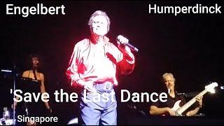 "Download Mp3 Engelbert Humperdinck 2016 💕 - ""save The Last Dance"". Live In Singapor"