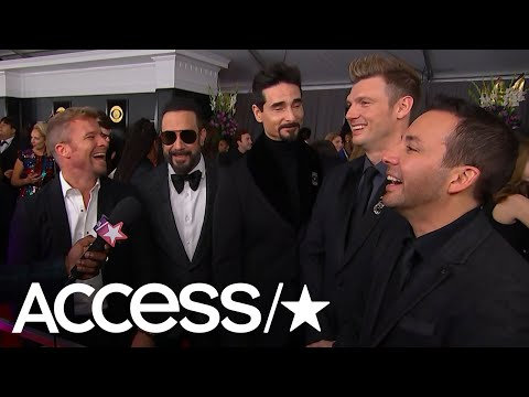 Backstreet Boys Tell The Hilarious Story Of The Time They Were Confused For Blackstreet   Access