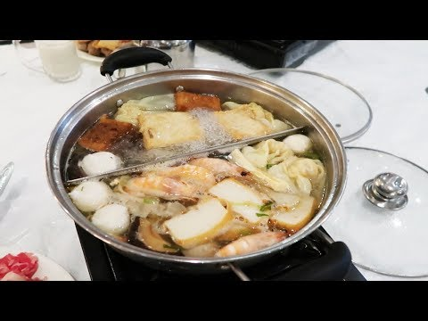 All You Can Eat Amazing Hotpot (Steamboat) In Auckland | Food In New Zealand