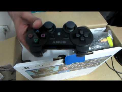 Ps3 Unboxing,New Delhi,India