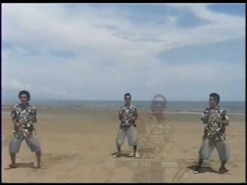 los chicos de la playa video musical camaron caramelo