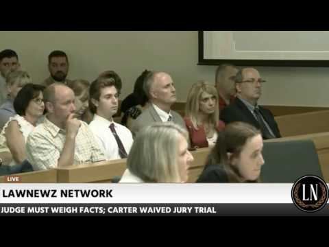 Michelle Carter Trial Closing Arguments 06/13/17